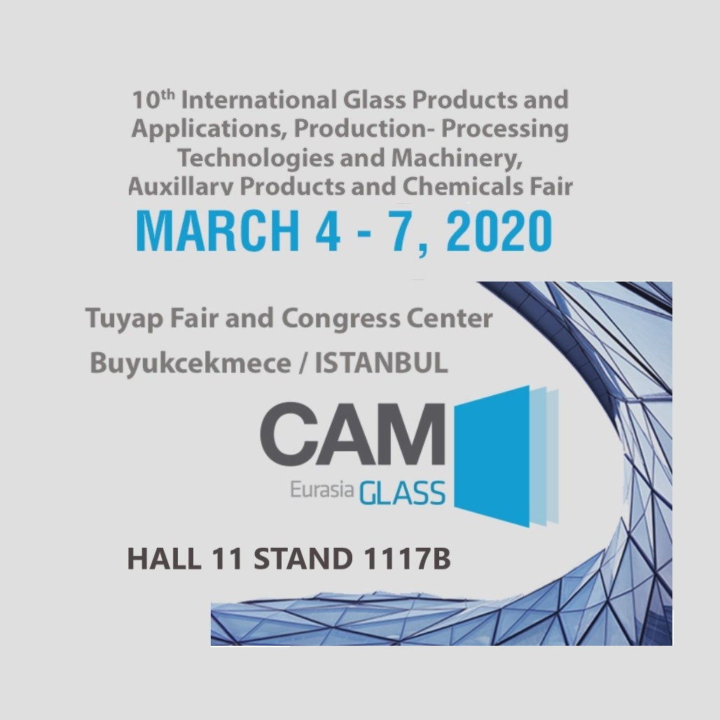 CAM EURASIA GLASS 2020