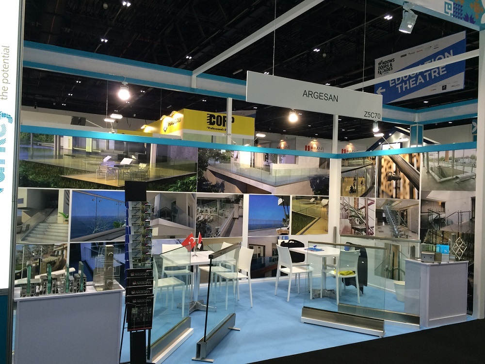 DUBAI WINDOWS&DOORS and FACADES EXHIBITION 2016