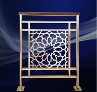 Laser Cutting Balusters