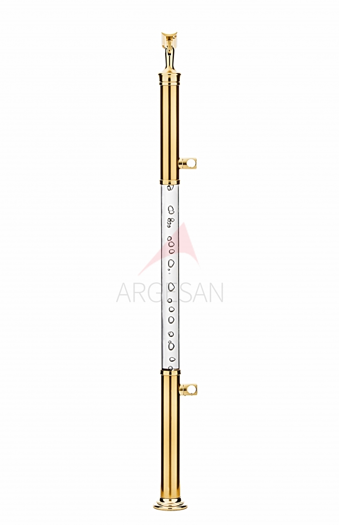 2507 Aluminium Plexiglass With 2 Rails