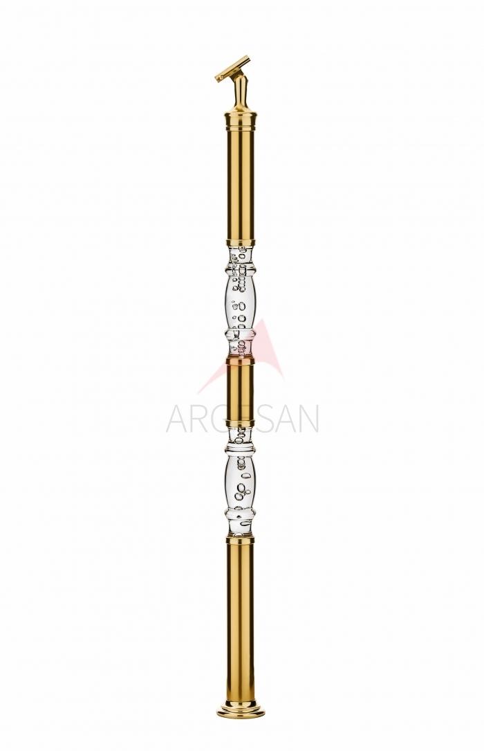 2516 - Musul Kabarcıklı Pleksi Dikme