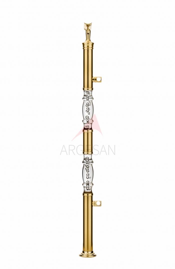 2518 Mosul Plexiglass With 2 Rails