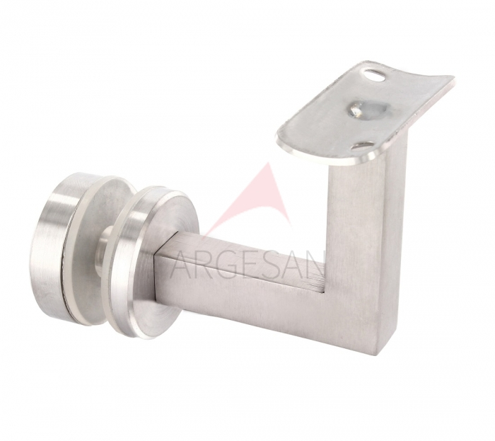 CTK-020 Handrail Support With Glass Holder