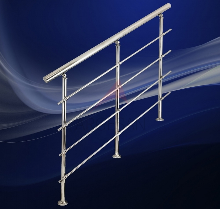 EHD-2 Baluster With Security Line