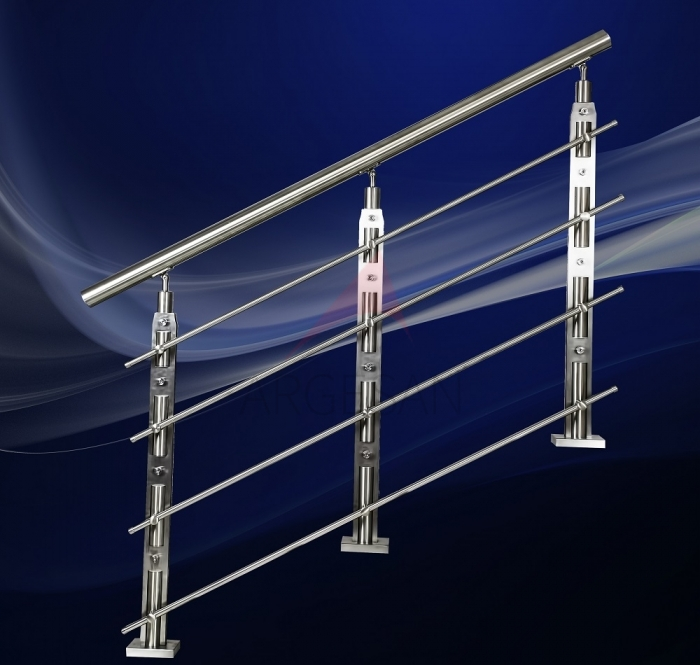 LMD-6 Baluster with Sheet Bar