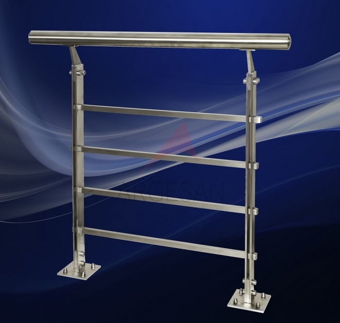 LMD-7 Baluster with Sheet Bar