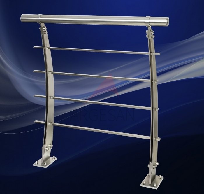 LMD-8 Baluster with Sheet Bar