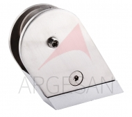 ACK-100 / GLASS CLAMPAT AN ANGLED (8mm GLASS)