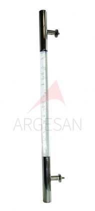 AK-002 Plexiglass Door Handle