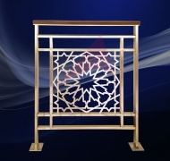LKD-1 Laser Cutting Baluster
