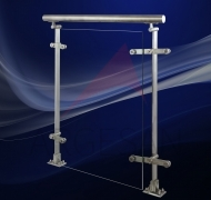 LMD-1 Baluster with Sheet Bar