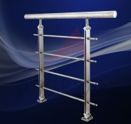 LMD-10 Baluster with Sheet Bar