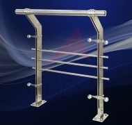 LMD-9 Baluster with Sheet Bar
