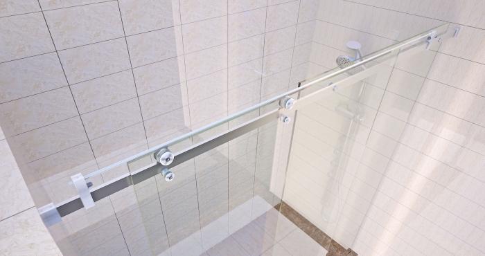 Shower Sliding Door System Images