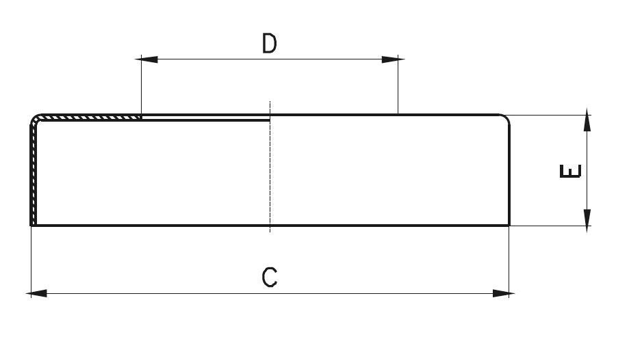 DPR - Rozet Teknik Çizim
