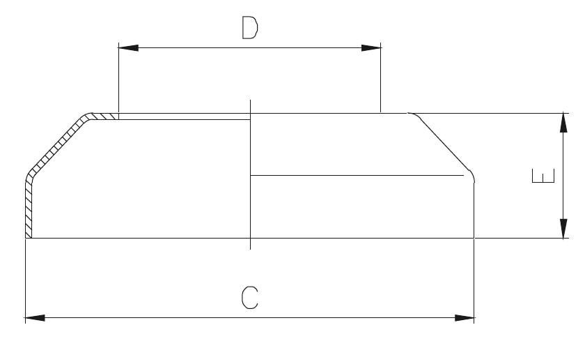 YPR - Rozet Teknik Çizim