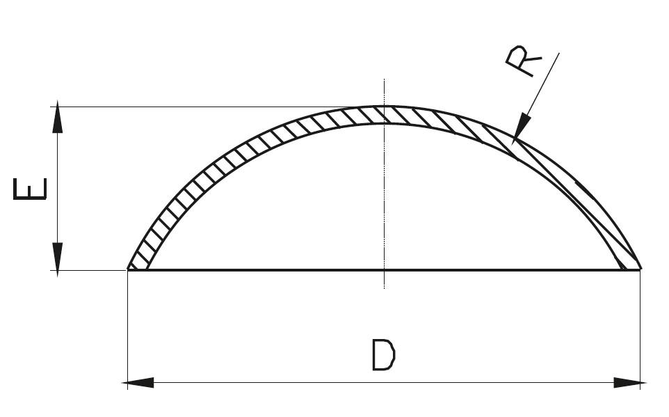 KKC - Kaynaklı Kapak Teknik Çizim