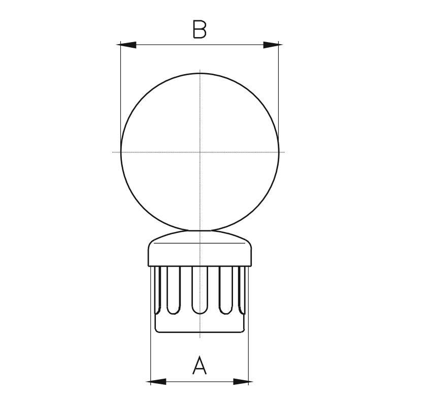 DB-100 / Dikme Babası Teknik Çizim