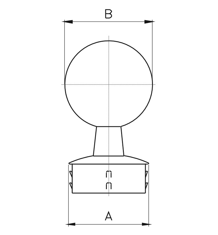 DB-200 / Dikme Babası Teknik Çizim