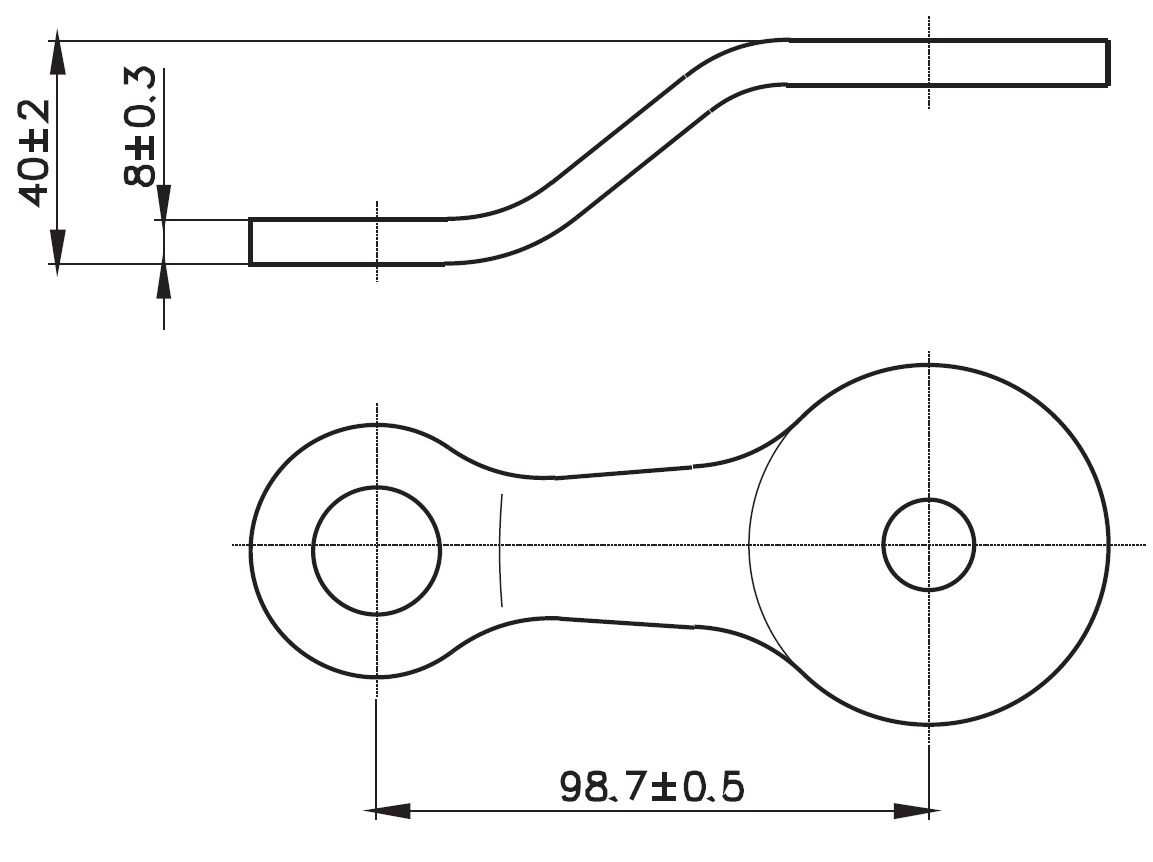 A-197 SPT1 / A Tipi Spider 1'li Teknik Çizim