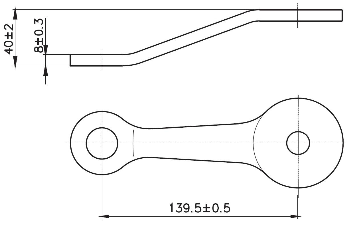 A-197 SPT-U1 / A Tipi Spider 1'li Uzun Teknik Çizim
